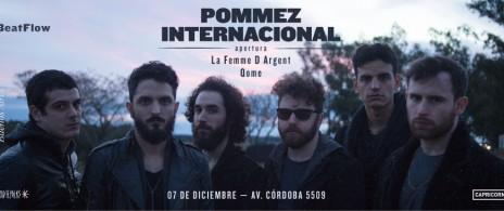 Pommez Internacional / La Femme D Argent / Qome