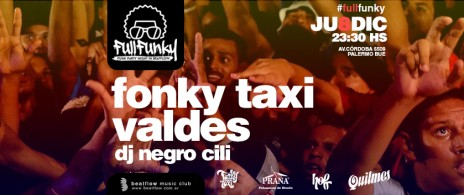 Full funky, Fonky Taxi, Valdes