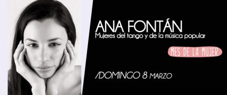 ANA FONTAN & TANGOLOCO TRIO