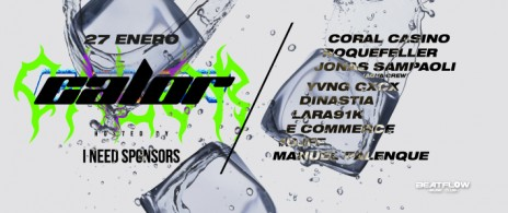 CALOR 1 hosted by I NEED SPONSORS