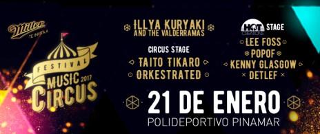 Music Circus Festival