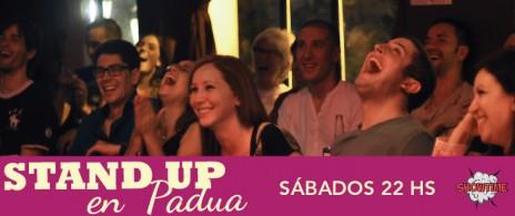 SHOWTIME Stand Up en Padua