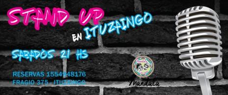 LADO B Stand Up en Ituzaingó