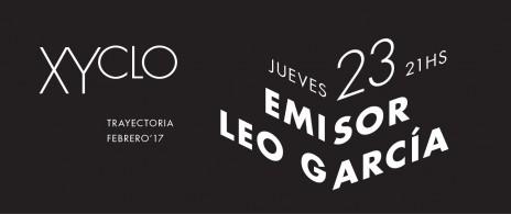 XYclo Trayectoria - Emisor & Leo García