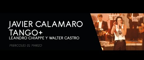 JAVIER CALAMARO TANGO