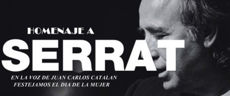 JUAN CARLOS CATALÁN - SERRAT Y LA MUJER