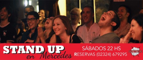 SHOWTIME Stand Up en Mercedes