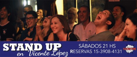 SHOWTIME Stand Up en Vicente López