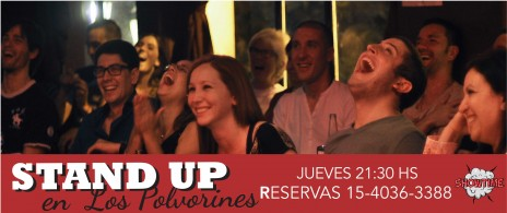 SHOWTIME Stand Up en Los Polvorines