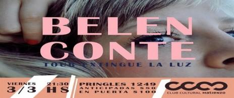 Belén Conte y Banda