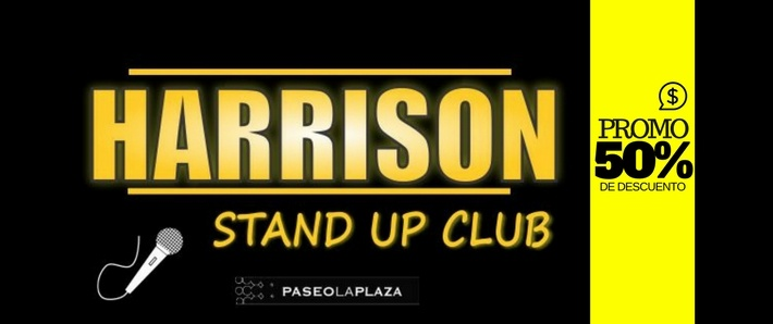 HARRISON - Stand Up Club