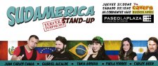 SUDAMERICA STAND UP