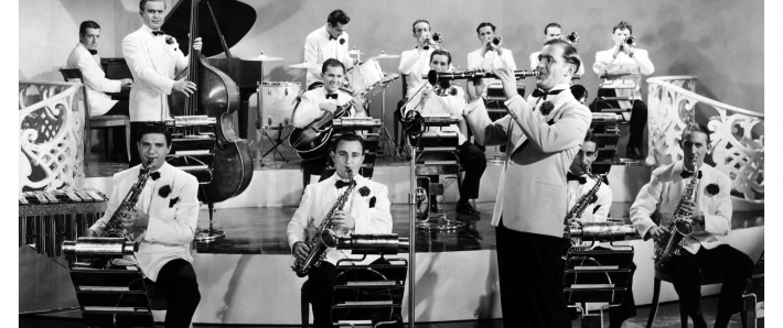 Swing to Bop tributo a Benny Goodman