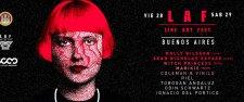 Line Art Fest: Molly Nilsson (Suecia) + Sean Nicholas Savage (Canadá)