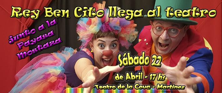 EL MUNDO MÁGICO DE REY BEN CITO