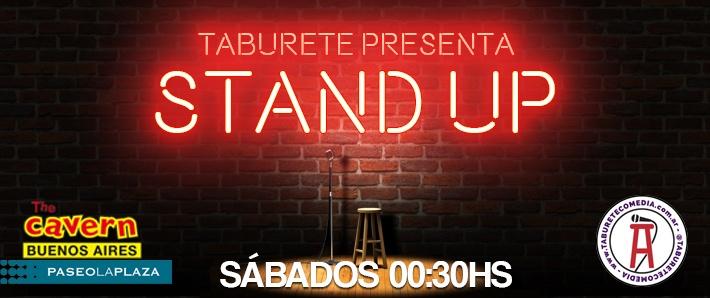 Taburete Presenta... ¡Stand Up! - Stand Up en Paseo La Plaza