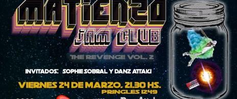 Matienzo Jam Club The Revenge Vol.2