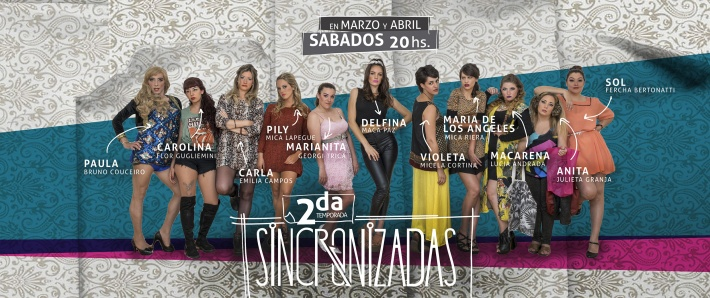 Sincronizadas, 2da temporada