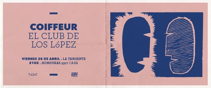 El Club de los López + Coiffeur