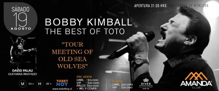 Bobby Kimball  The Best of Toto  - En Amanda