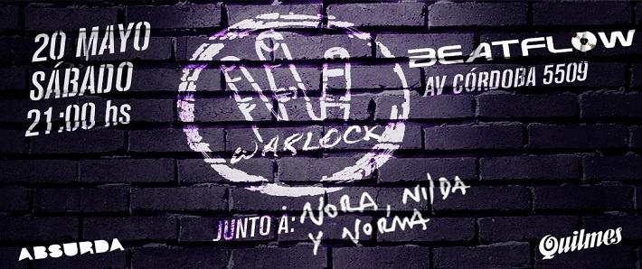 WARLOCK junto a NNN