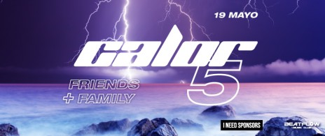 CALOR 5 hosted by I NEED SPONSORS
