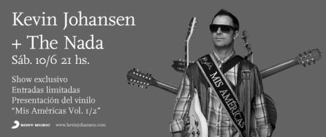 Kevin Johansen en La Tangente