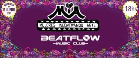 1er Encuentro MIA (Mujeres Incentivando Arte)