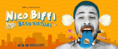 Nicolas Biffi - Beso Virtual en Capital