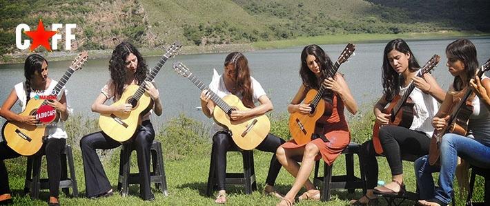 Espiral de Mujeres Guitarristas