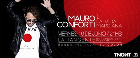 Mauro Conforti & La Vida Marciana