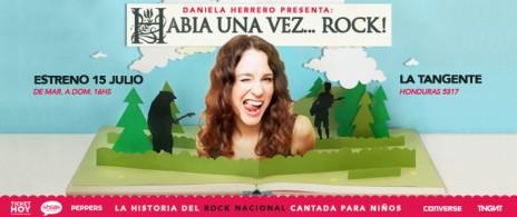 Había una vez... Rock!