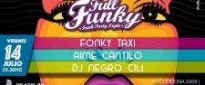 Full Funky / Fonky Taxi // Aime Cantilo // Dj Negro Cili