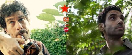 Lucio Mantel + Axel Krygier juntos En El CAFF