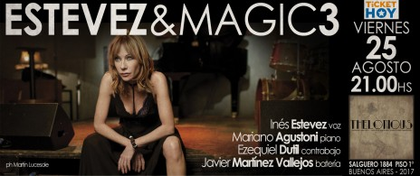 ESTEVEZ&MAGIC3