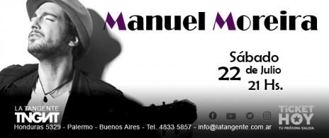 Manuel Moreira en La Tangente