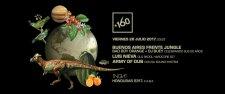 Mas160 presenta Buenos Aires Frente Jungle 20 Años + invitados