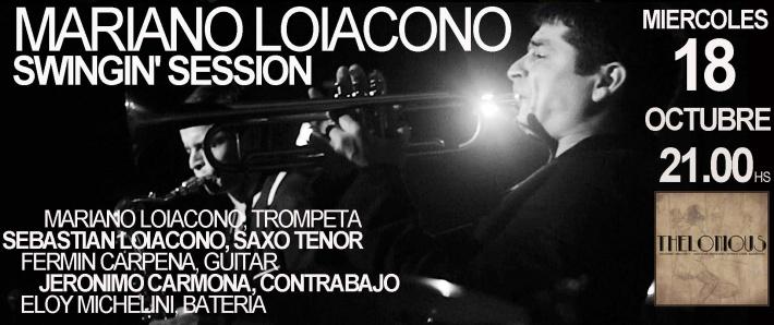 MARIANO LOIACONO Swingin' Session