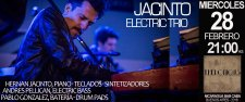 JACINTO ELECTRIC TRIO