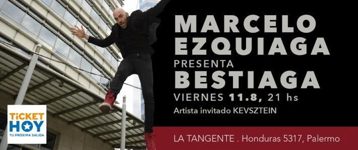 Marcelo Ezquiaga en La Tangente