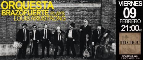 BRAZOFUERTE - Hot Jazz, Swing, New Orleans