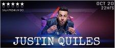 Justin Quiles en Chile Concierto+Fiesta    +16 AÑOS