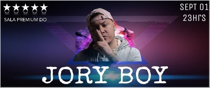 Fiesta con Jory Boy en Vivo
