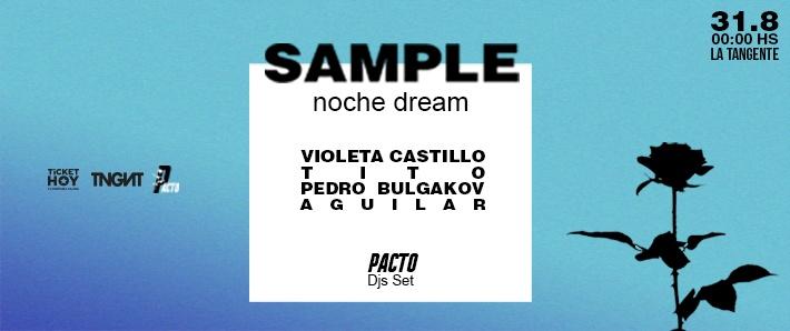 Sample - noche dream -