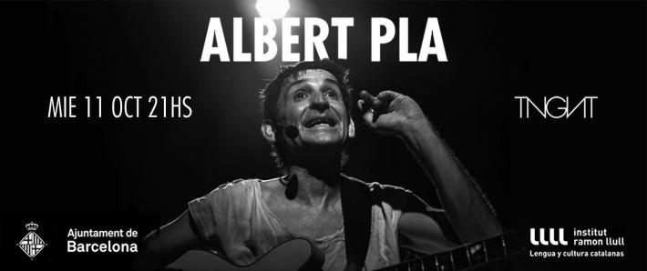 Albert Pla en La Tangente