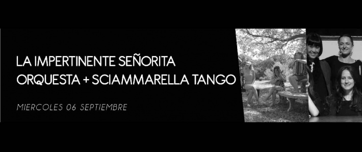 BRUNO ARIAS + NANDO DIAZ Y LA CANGOLA TRUNCA