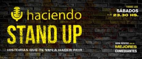 Haciendo Stand Up