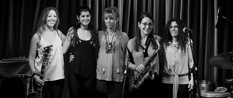 Yamile Burich & Ladies Jazz