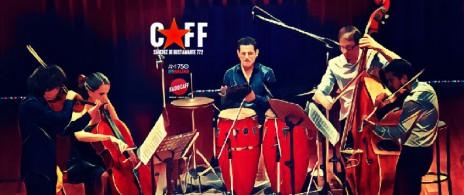 Damián Bolotín + CUMPAS Cuerdas para la Música Popular Argentina