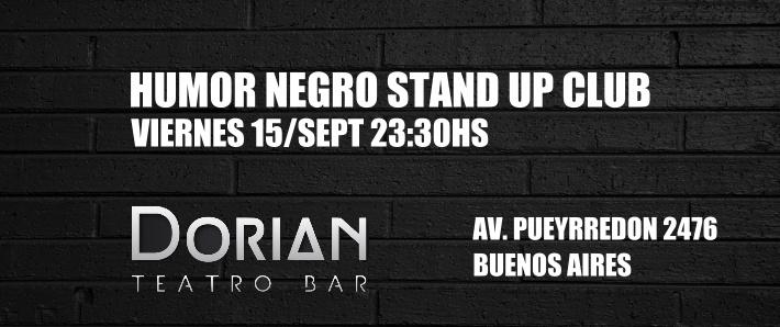 Humor Negro - FUNCIÓN ESPECIAL